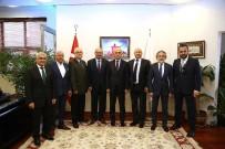 SAĞLIK TURİZMİ - ATO Başkanı Baran Açıklaması 'Türkiye, Sağlık Turizminden Yılda 50 Milyar Dolar Gelir Elde Edilebilir'