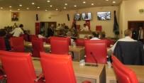 PLAN VE BÜTÇE KOMİSYONU - Aydın Büyükşehir Meclisi Mayıs Ayı 2. Toplantısını Yaptı