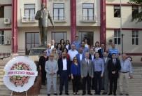 ECZACILAR GÜNÜ - Aydın'da Eczacılar Günü Kutlandı