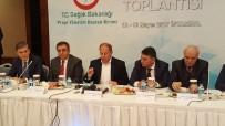 KÜÇÜK ESNAF - Bakan Akdağ'dan Avrupa Ve Anadolu Yakasına Yeni Hastane Müjdesi