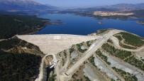 AYVALı - Barajlardaki Doluluk Oranı Yüzleri Güldürdü
