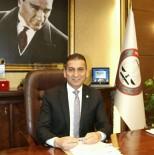 METİN FEYZİOĞLU - Baro Başkanı Er'den 'Hizmet Odaklı Çalışma' Vurgusu