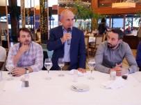 HASAN AKGÜN - Başkan Akgün'den  Demir İnşaat Büyükçekmece Basketbol Takımı'na Açıklaması 'Gönüllerin Şampiyonusunuz'