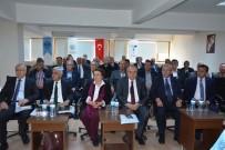 ŞAFAK BAŞA - Başkan Albayrak Muratlı'da Muhtarlarla Buluştu