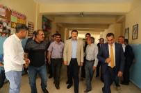 BAHAR ŞENLIKLERI - Başkan Ekinci Öğrencilerle Bir Araya Geldi