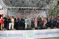 GÖKHAN KARAÇOBAN - Başkan Ergün'den Sarıgöl'e 47 Milyonluk Altyapı Müjdesi