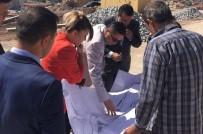 Başkan Tiryaki'den Şantiyelere Denetim