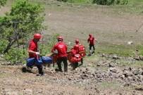 Bingöl'de Kurtarma Ekiplerinin Tatbikatı Gerçeği Aratmadı