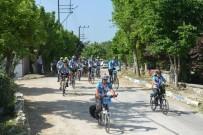 KURTARMA EKİBİ - Bisiklet Tutkunları Mysia Yolları'nı Keşfediyor