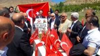 BOKS - Boks Camiası Şehit Fethi Sekin'i Mezarı Başında Andı