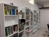 UYGARLıK - Bornova Beckerspor İlk Köy Kütüphanesini Fatsa'da Açtı