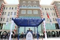 İZZETTIN KÜÇÜK - Bursa'ya 9 Milyonluk Görkemli İl Müftülüğü