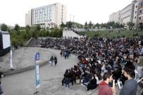 PATLAMIŞ MISIR - Büyükşehirden Öğrencilere Yazlık Sinema Keyfi