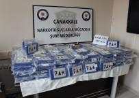 SINGAPUR - Çanakkale Boğazı'nda Bir Gemiden 239 Kilo Kokain Çıktı