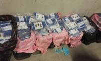 SINGAPUR - Çanakkale'de Gemide 293 Kilo Kokain Ele Geçirilmesi Kameraya Yansıdı