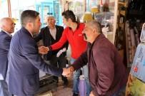 PROPAGANDA - CHP'den Hekimhan'a Teşekkür Ziyareti