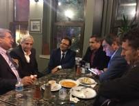 NİYAZİ NEFİ KARA - CHP'li vekillerin açlık grevi bitti