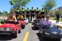 TRAFİK EĞİTİM PARKI - Çocuklar İçin Uygulamalı Trafik Eğitim Parkı Hizmete Açıldı