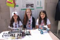 Çocukların Bilim Fuarında Yaptıkları Projeler Büyük İlgi Gördü