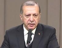 YPG - Cumhurbaşkanı Erdoğan'dan ABD'ye tepki