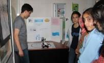 İSMAIL GÜNEŞ - Dahi Çocuklardan Çizgiyi Takip Eden Robot
