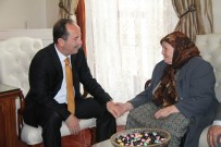Edirne Belediye Başkanı Gürkan Açıklaması 'Dünyadaki En Masum Duygu, Anne Sevgisi'