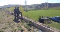 YARALI ASKERLER - Zırhlı araç kaza yaptı: 3 asker yaralı