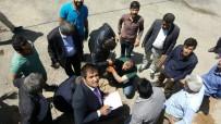 UYGARLıK - Esendere Belediyesi 2 Bin 650 Fidan Dağıttı