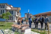 KITAP FUARı - Eski Vali Saran'dan Malatya Ziyareti