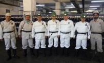 MUHARREM COŞKUN - Esnaf Başkanları Maden Ocağında -350'Ye İndi