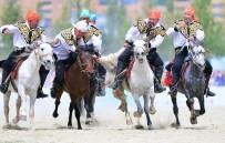 ORTA ASYA - Etnospor İkinci Günü Atlı Akrobasi İle Başladı