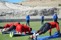 SARı KART - Evkur Yeni Malatyaspor, Boluspor Maçı Hazırlıklarını Sürdürüyor