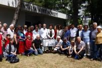 TURUNÇOVA - Evlerinde Öldürülen Çevreci Büyüknohutçu Çifti İçin Saygı Duruşu