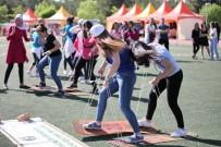 EBRU SANATı - GAÜN'de Bahar Şenliği Dolu Dolu Kutlanıyor