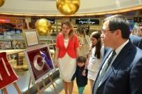 MEHMET KAVUK - 'Geçmişten Günümüze Geleneksel El Sanatları' Sergisi Açıldı