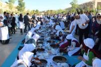 AHMET KAYA - Guinness Rekoru Kırmaya Aday 400 Kadın