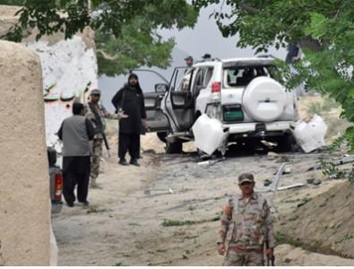 Pakistan'da bomba yüklü araçla saldırı! En az 25 ölü...