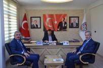 AHMET ÖZEN - HAK-İŞ Genel Başkan Yardımcısı Halil Özdemir Açıklaması Kütahya'da 3 Bin 500 Üyemiz Var