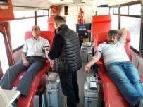 Hanönü 'De Kan Bağışı Kampanyasına Yoğun İlgi