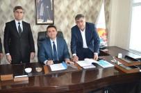 BÜLENT TEKBıYıKOĞLU - Hizmet-İş Sendikası Toplu İş Sözleşmesi İmzaladı
