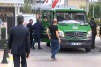 İBRAHIM ERKAL - İbrahim Erkal'ın Cenazesi Adli Tıp Kurumundan Alındı