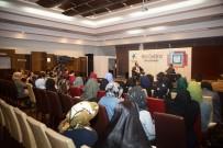 ÖZBURUN - İnsanı Onaran Konuşmalar'da Şiir Ve Medeniyet Masaya Yatırıldı