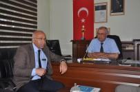 ŞEHITKAMIL BELEDIYESI - İslahiye'de Yeni Gençlik Ve Spor Müdürü Görevine Başladı