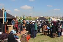 İSTANBUL VALİSİ - Kayseri, Etnospor Festivali'nde
