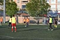 Kırklareli'nde Kamu Kurum Ve Kuruluşlararası Futbol Turnuvası Başladı