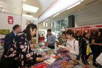 KITAP FUARı - Kitap Fuarını İlk Üç Günde 50 Bin Kişi Ziyaret Etti