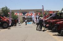 ORHAN MIROĞLU - Mardin'de, Tarım Fuarı Protokol Kriziyle Açıldı