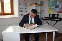 Milli Eğitim Bakanı Yılmaz'dan Gökçeada'da Rum İlkokuluna Ziyaret