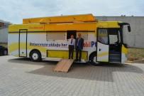 KREDI KARTı - Mobil PTT Aracı Bilecik Şeyh Edebali Üniversitesinde Hizmet Vermeye Başladı
