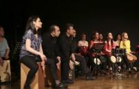 PIYANIST - Müzik Akademisi Perküsyon Orkestrası'ndan Baharın Ritmi Konseri